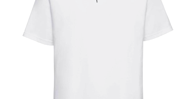 "T-shirt Cali ""Classic Plus"" Blanc"
