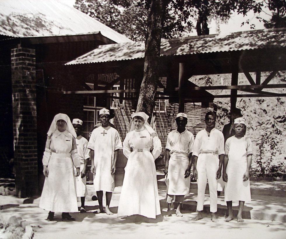 Nurses of Congo