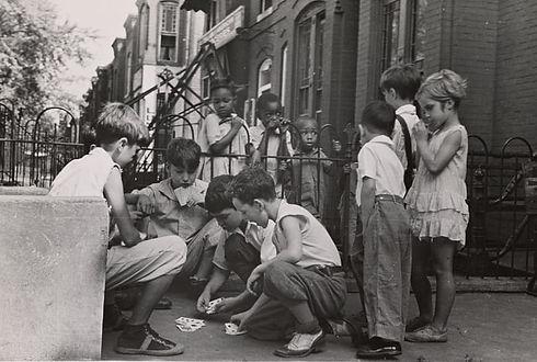 Children in slum the-new-york-public-lib