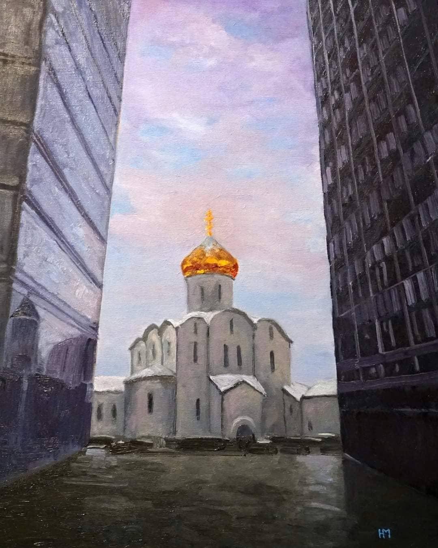 Никита Сергеевич Мишутин