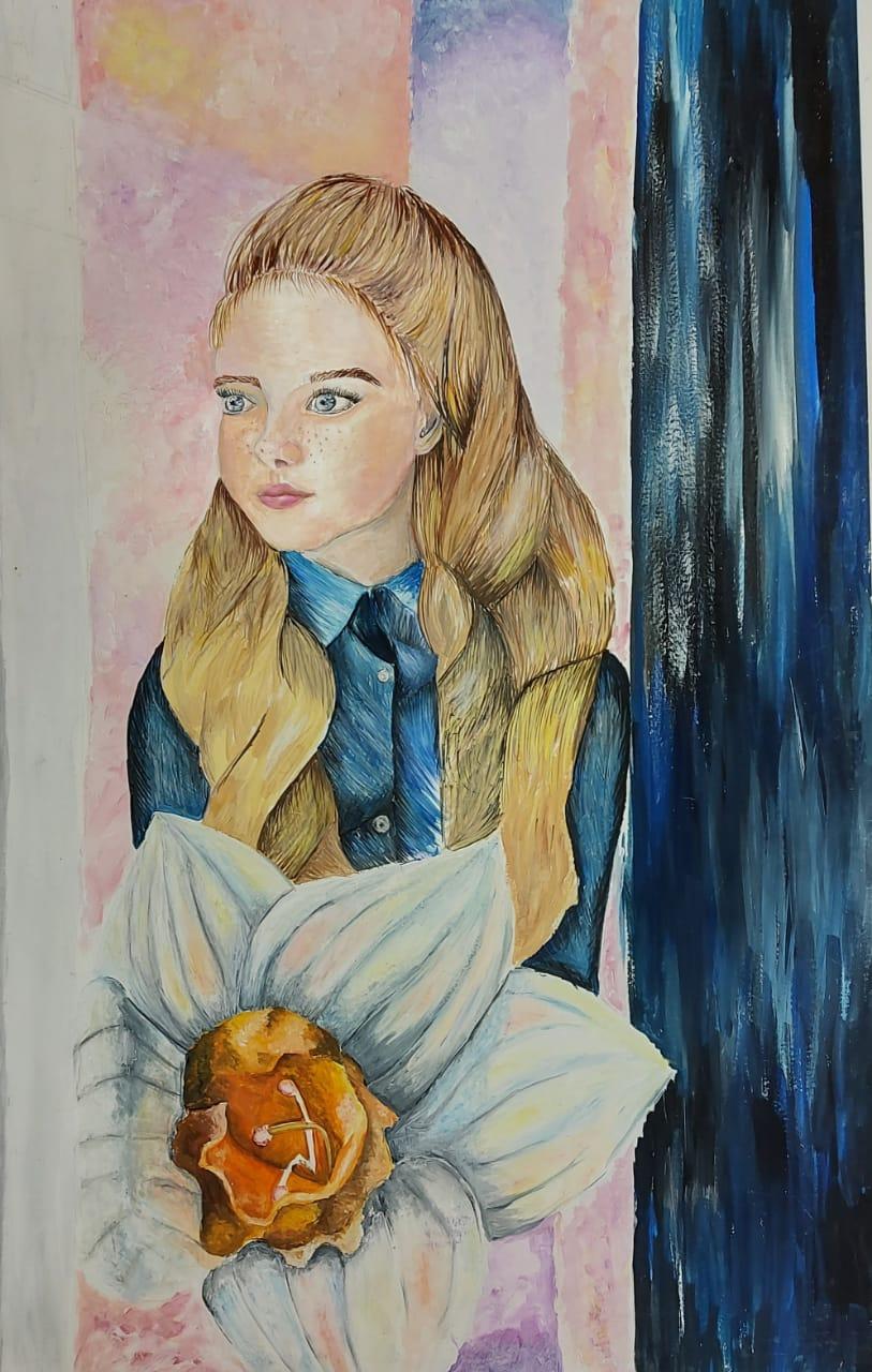 Денисова Анастасия,14 лет