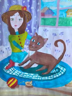 Морозова Арина, 10 лет