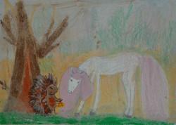 Айсина Амалия, 8 лет
