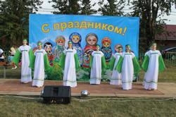 """Хореографический коллектив """"Пламя"""""""