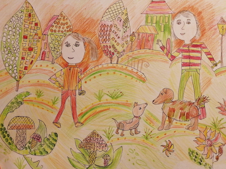 Василенко Полина, 8 лет