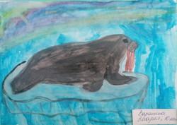 Варакина Амалия, 10 лет