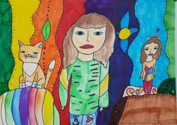 Чугунова Таисия,8 лет