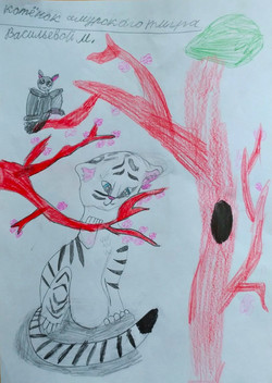 Васильева Мария, 8 лет