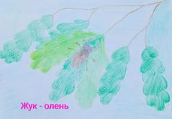 Мезенцева Анастасия, 7 лет
