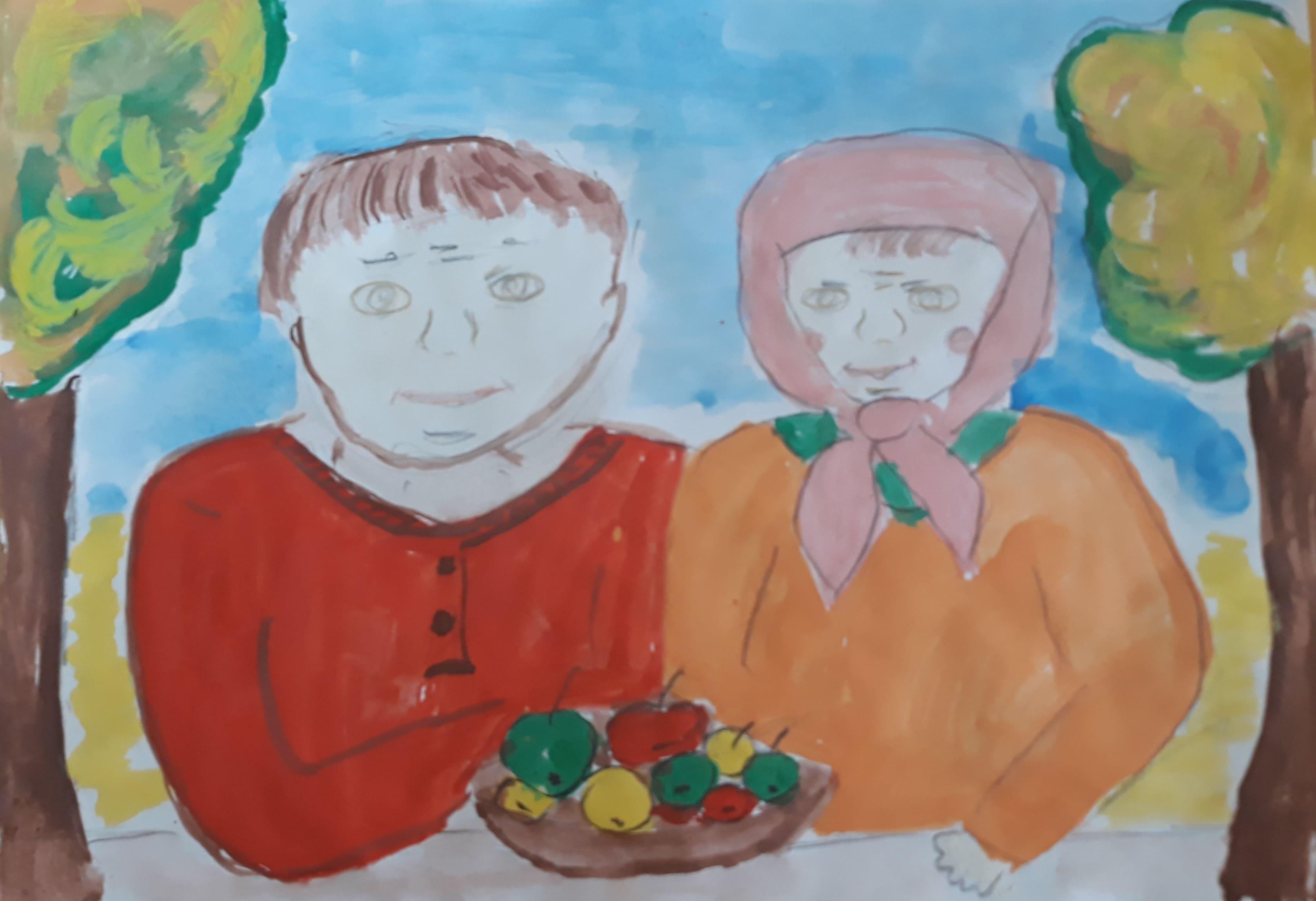 Артёмов Евгений, 8 лет