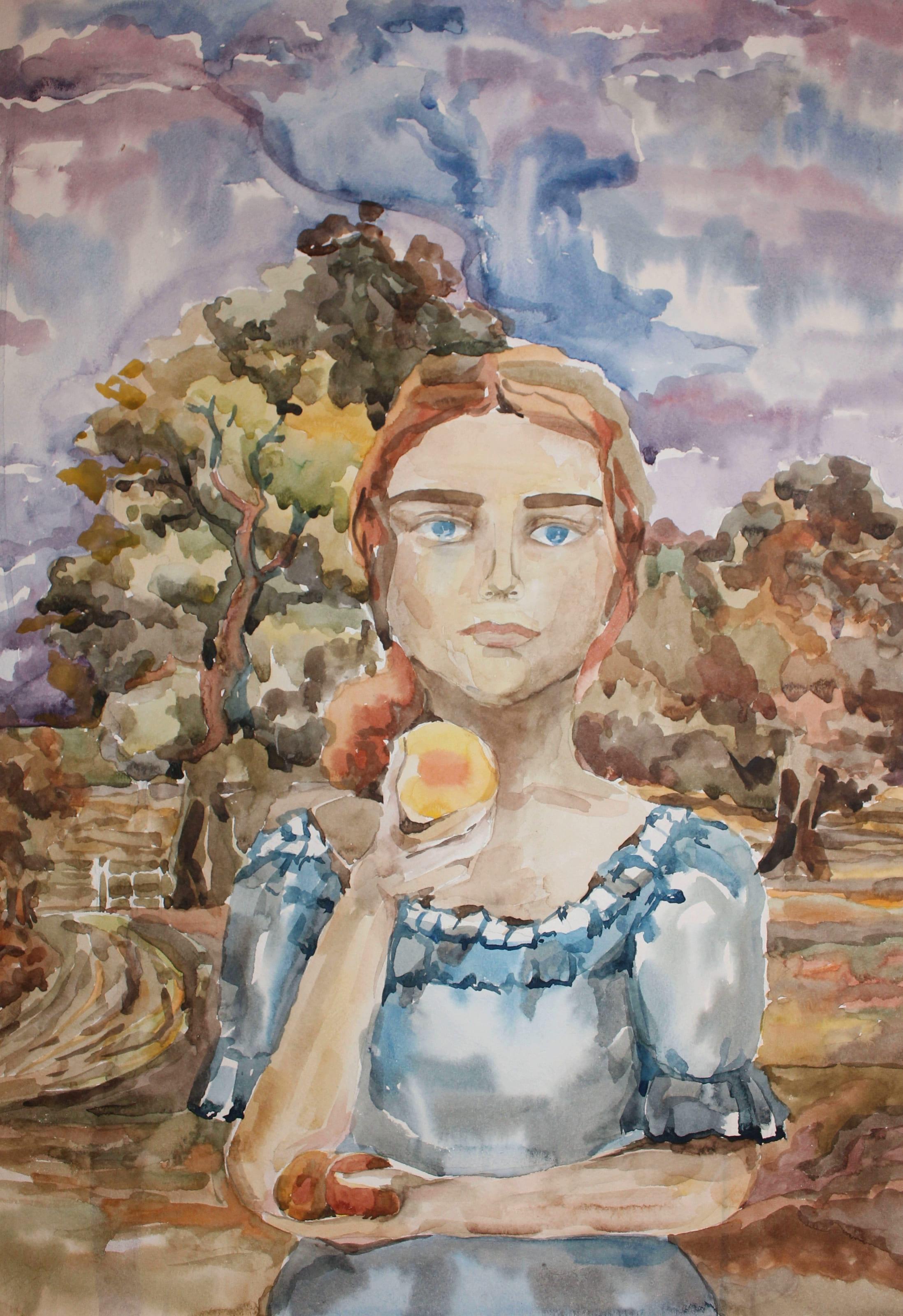Кухарева Елизавета, 14 лет