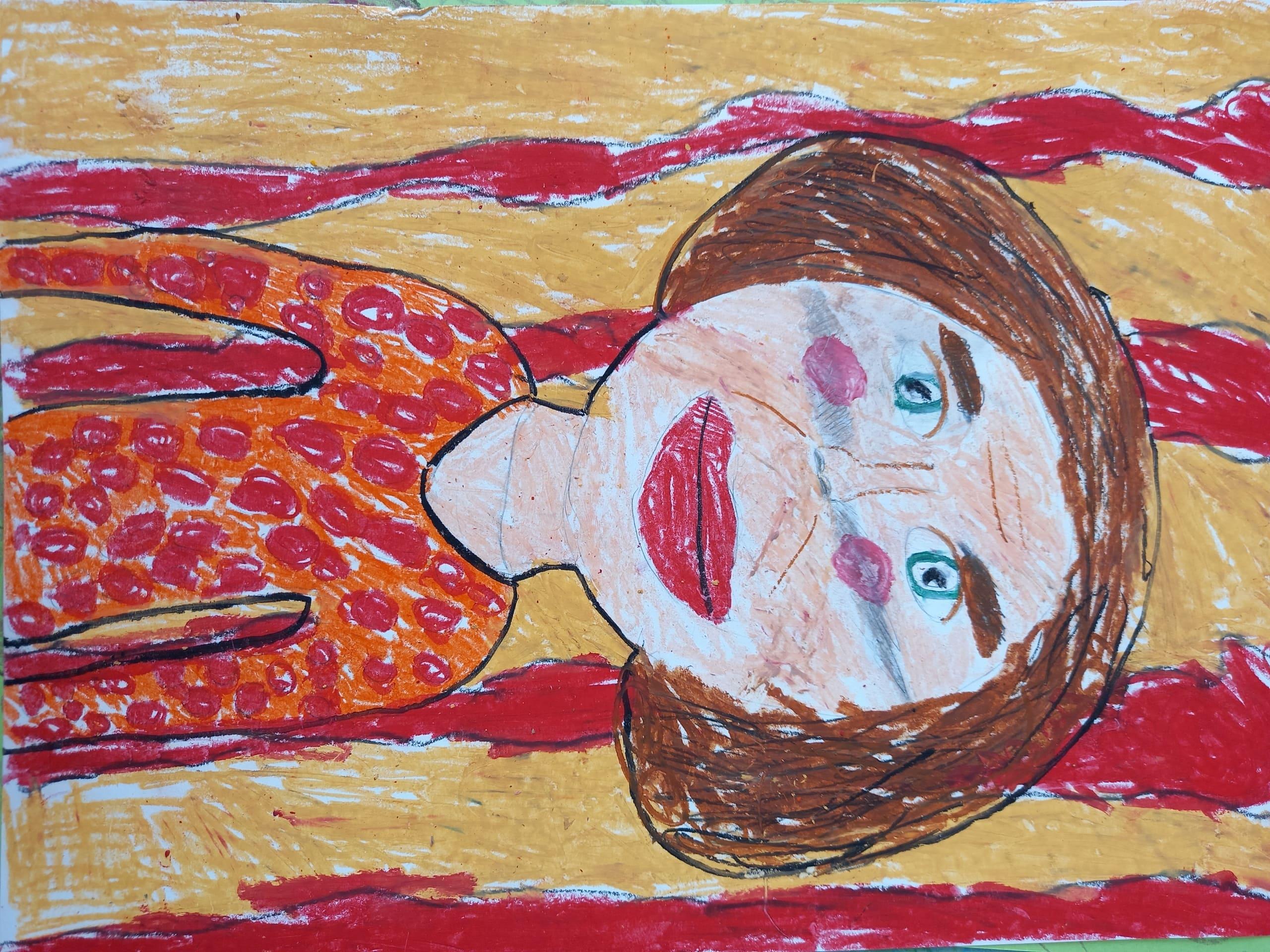 Галязимова Регина , 8 лет