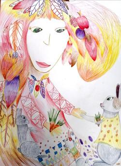 Бодриченкова Лиза, 10 лет