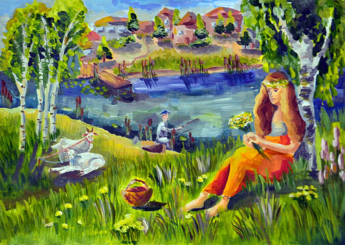 Фатеева Мария, 14 лет