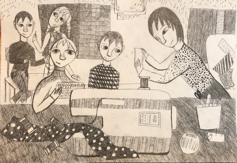 Щербакова Даша, 10 лет