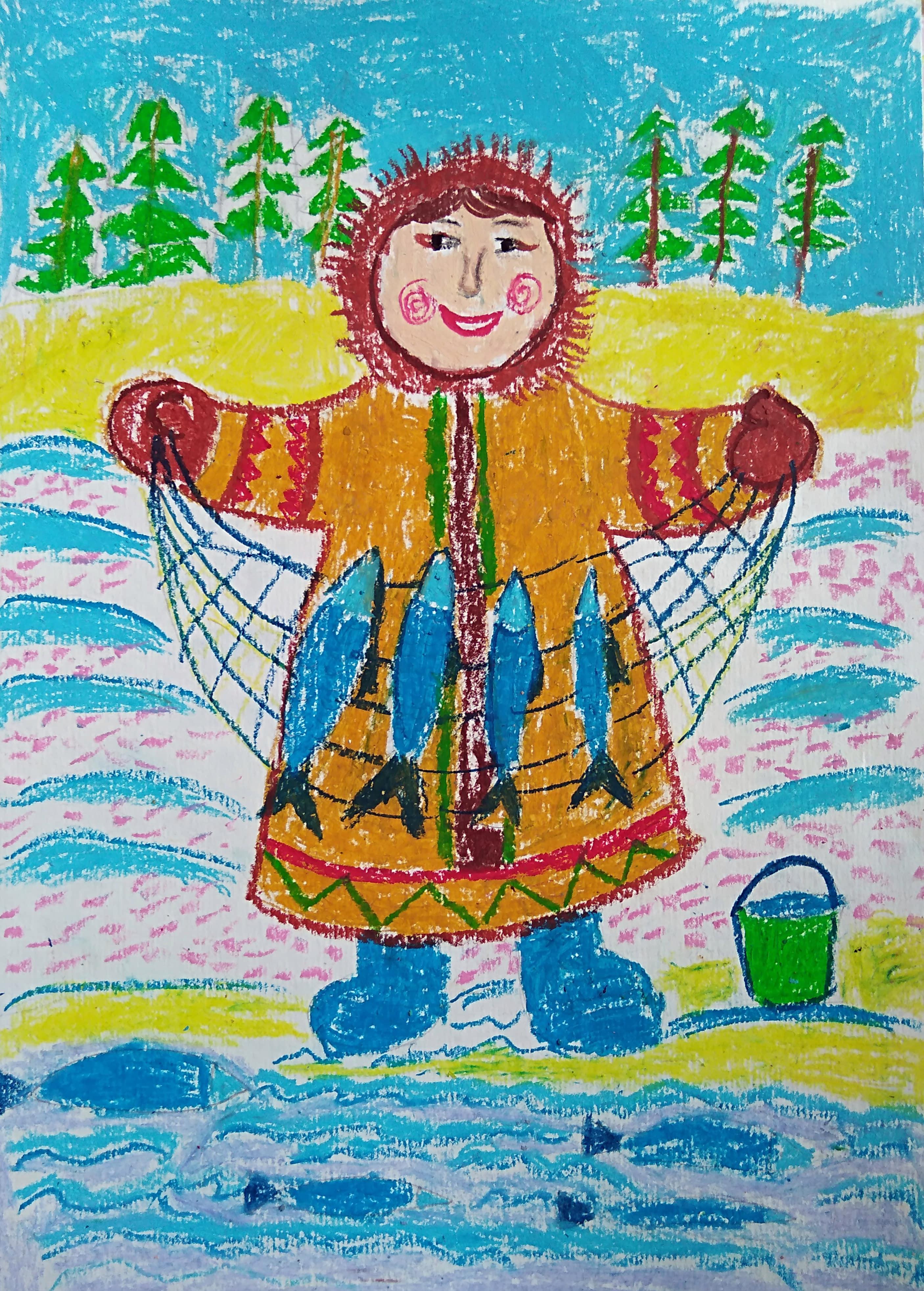 Исхаков Тимур, 8 лет