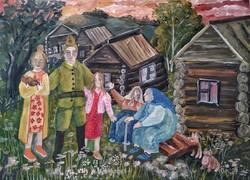 Кирильчева Мария 11 лет