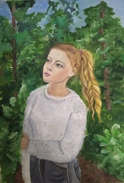 Коковина Мария,14 лет