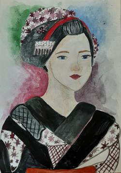 Тарасенко Светлана, 13 лет