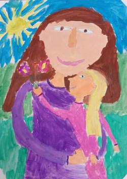 Рыкова Мария, 8 лет