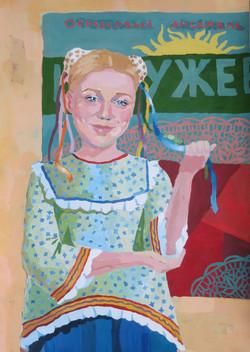 Измайлова Елизавета, 13 лет