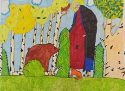 Ефремова Анна, 9 лет