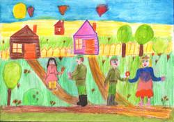 Пайвина Вера, 9 лет