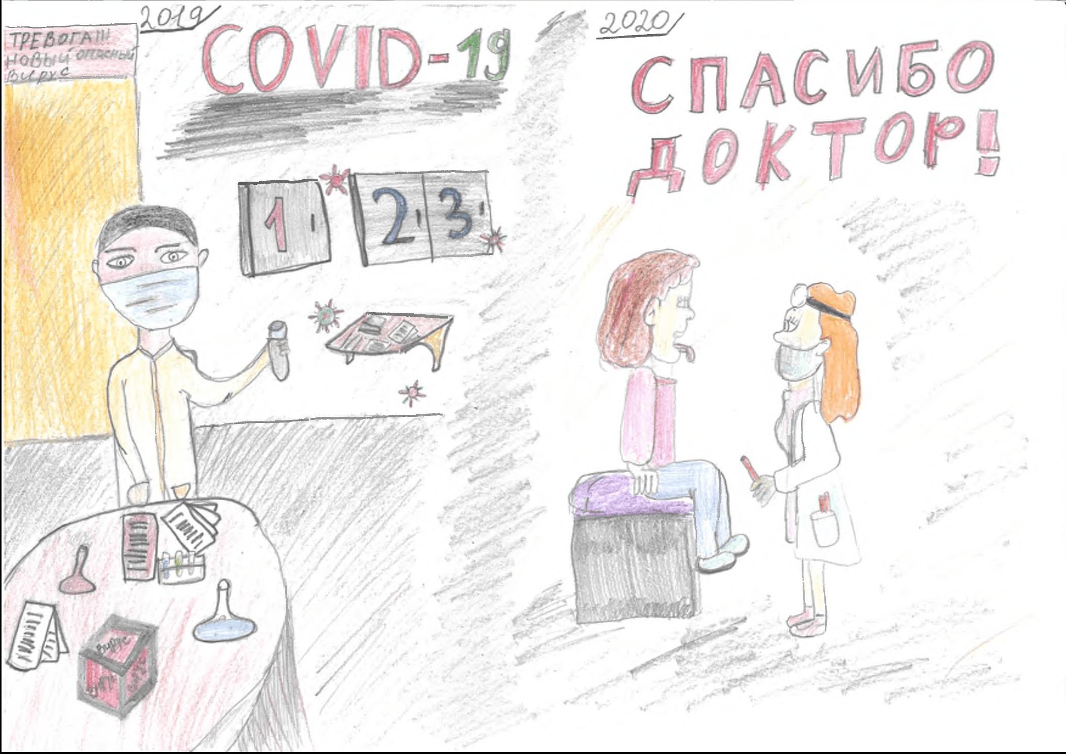 Волынкина Мария, 15 лет