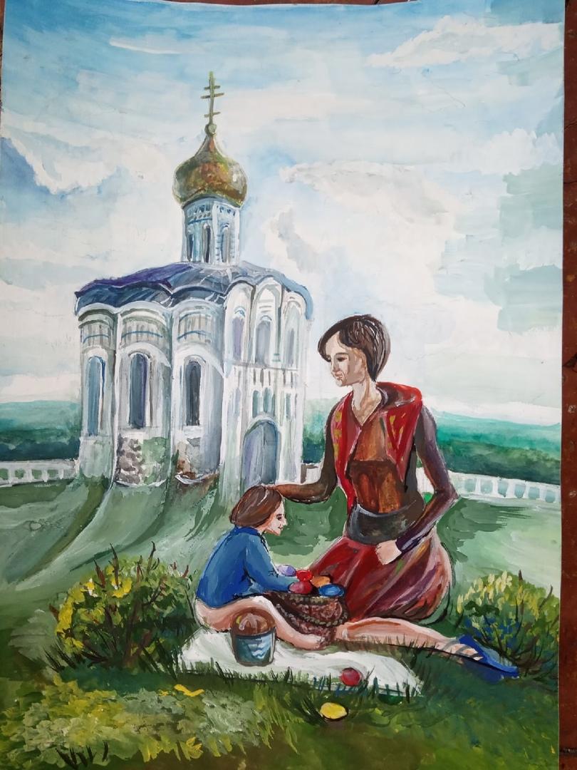 Сошникова Анна 16 лет