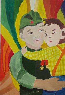 Немешаева Анна,10 лет
