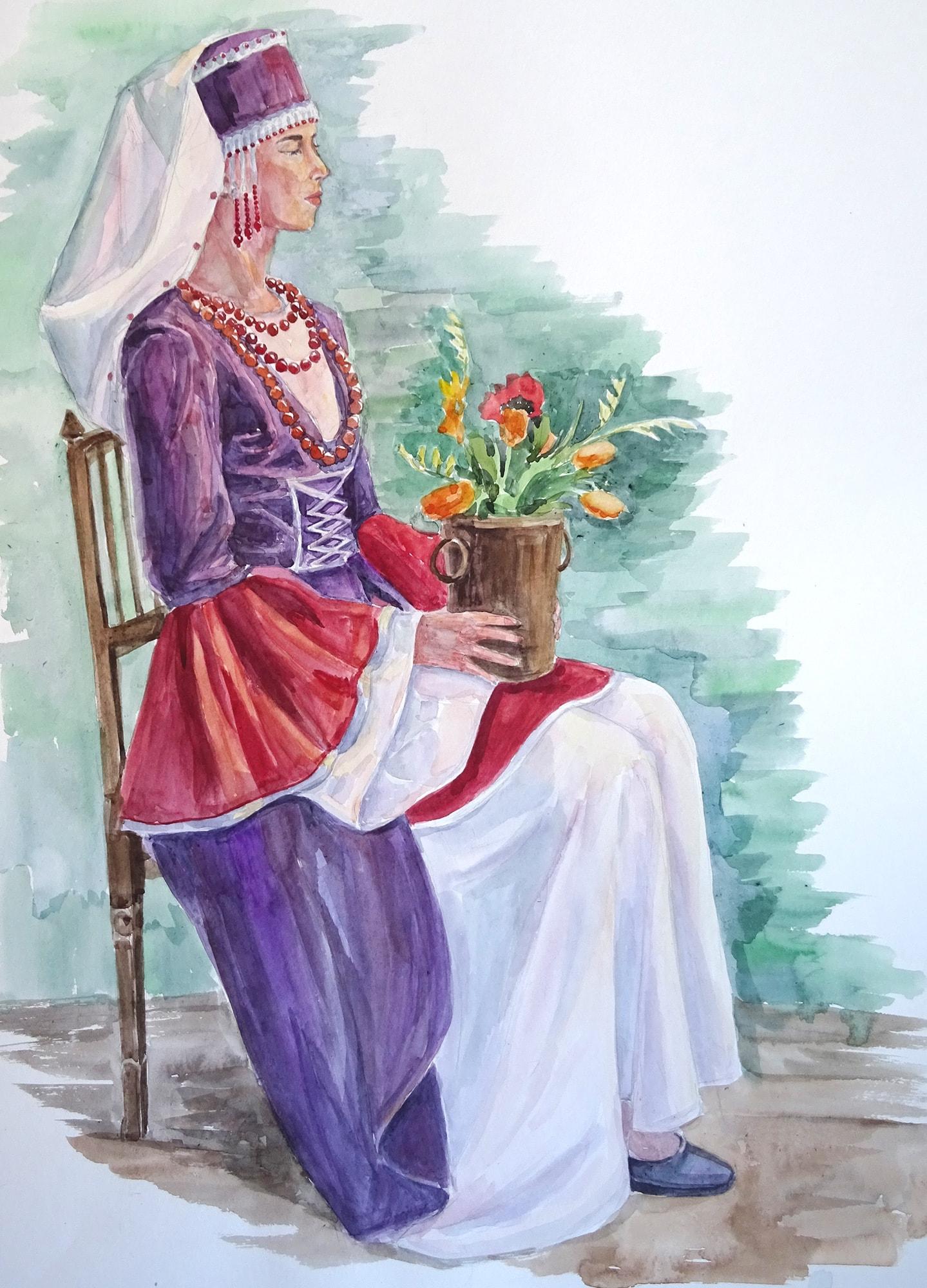 Чуприянова Диана,15 лет