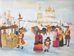 Петухова Аня, 14л., Масленница, пр