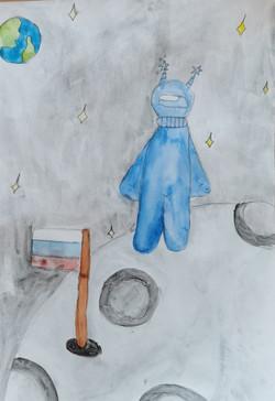 Григорьева Карина, 9 лет