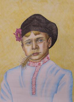 Архипова Виктория, 14 лет