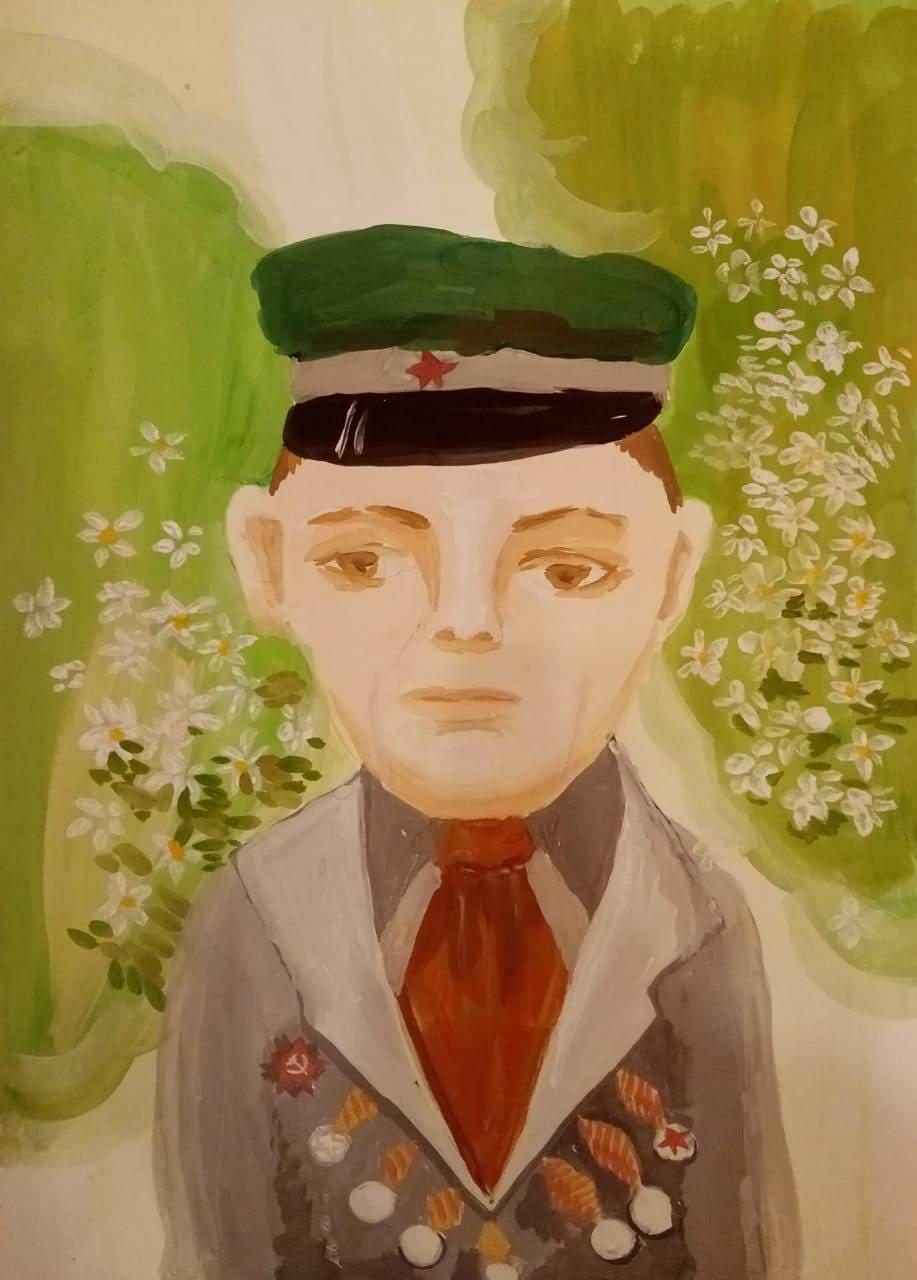 Гордеева Екатерина 10 лет