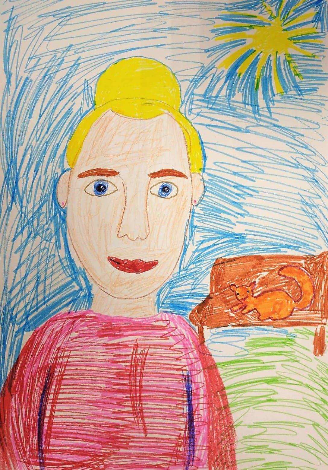 Божко Анастасия, 7 лет