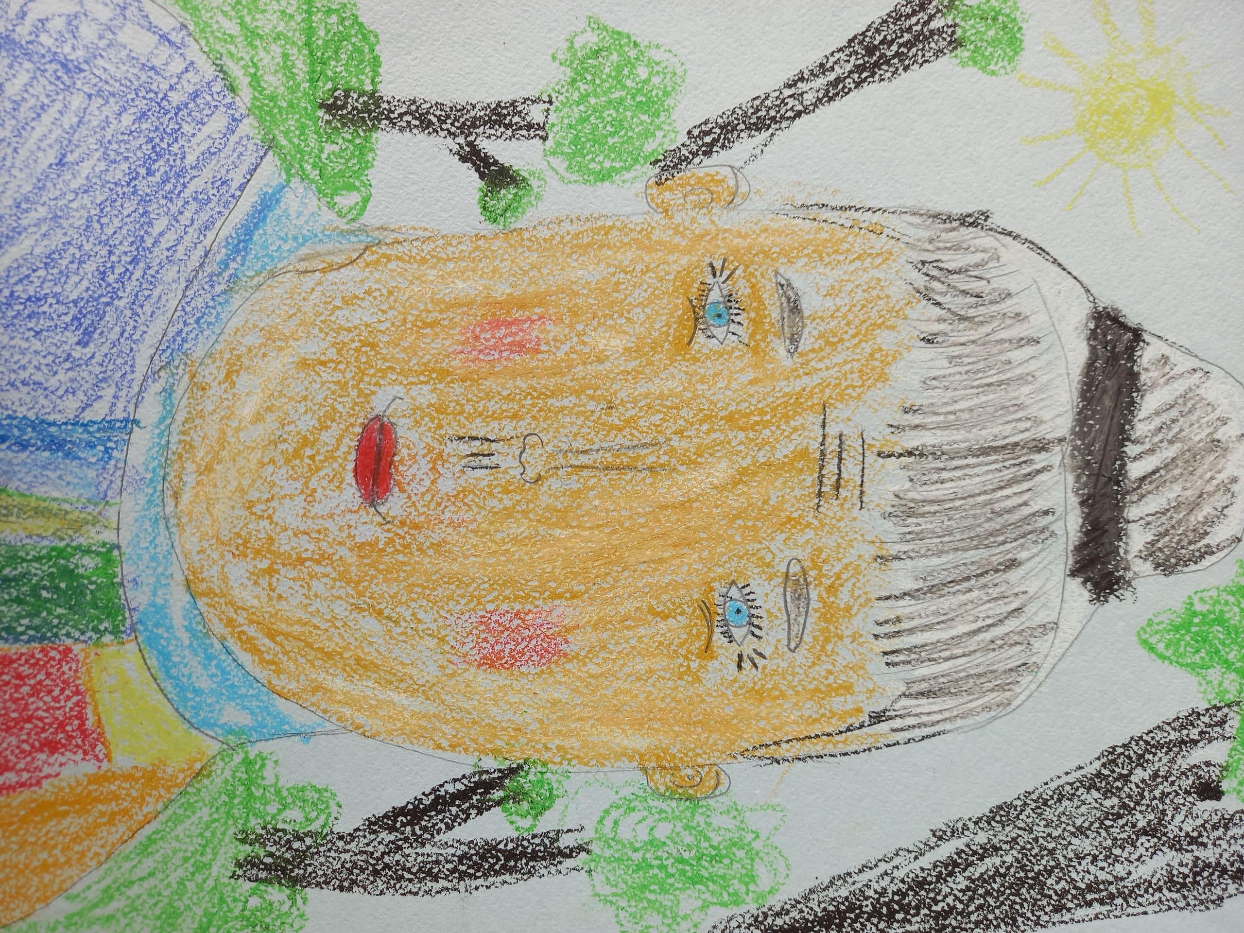 Мозжегорова Алиса, 8 лет