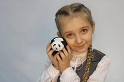 Сапронова Виктория, 8 лет