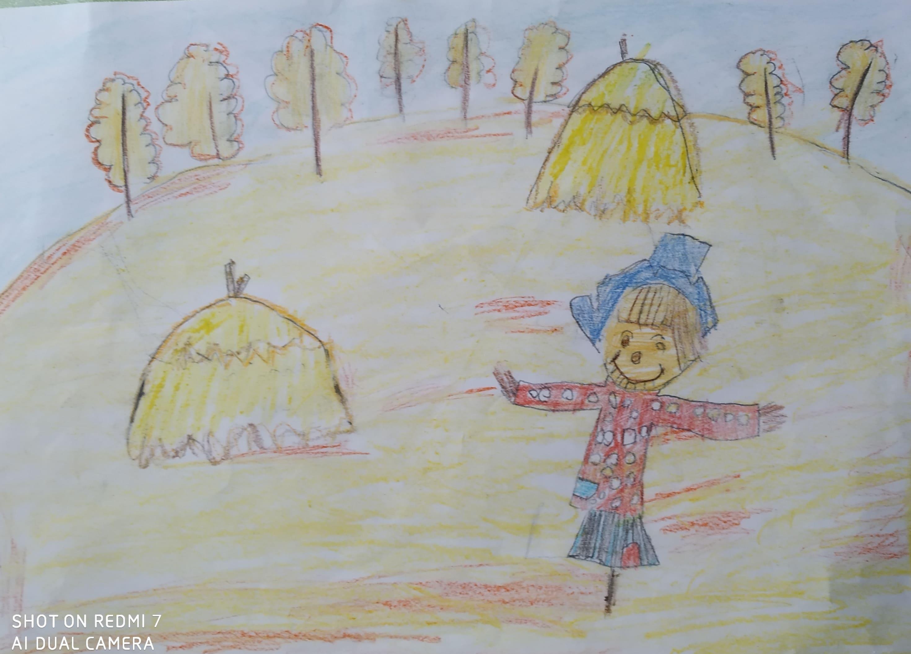 Снигирева Златаслава, 7 лет