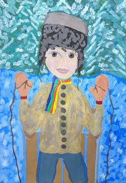 Тимофеева Арина,11 лет
