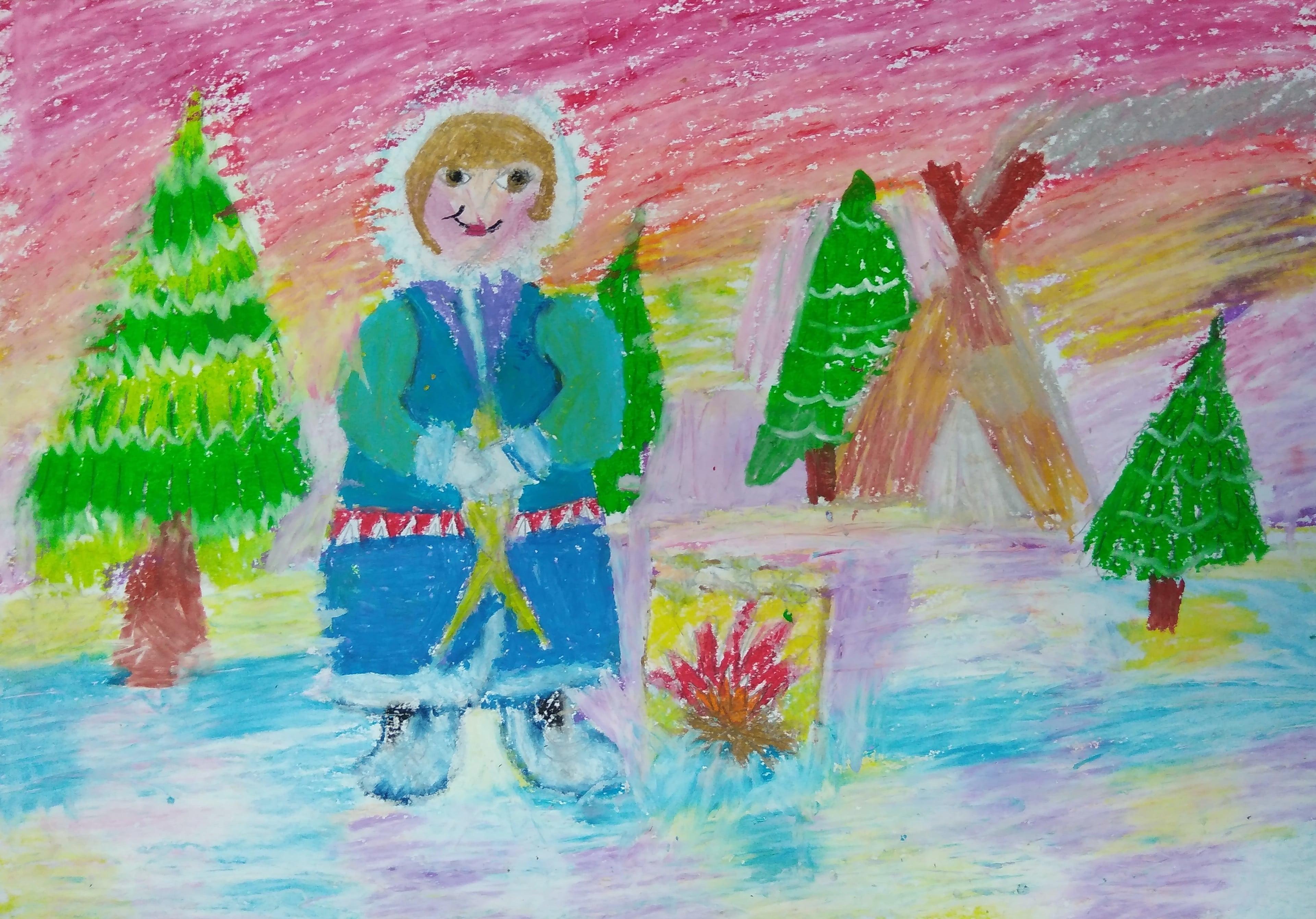 Суходоева Виктория, 9 лет
