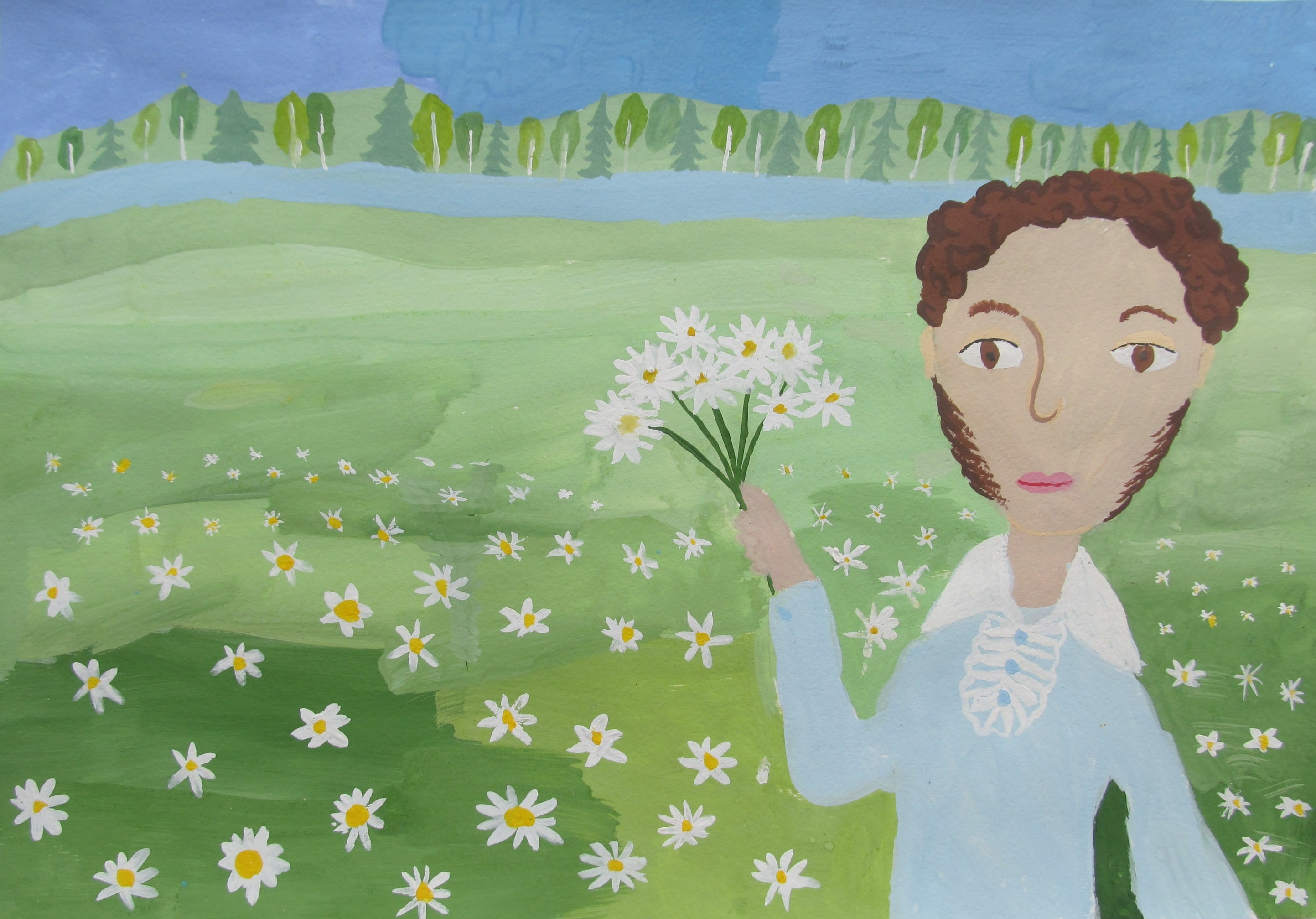 Серебрякова Валерия, 9 лет