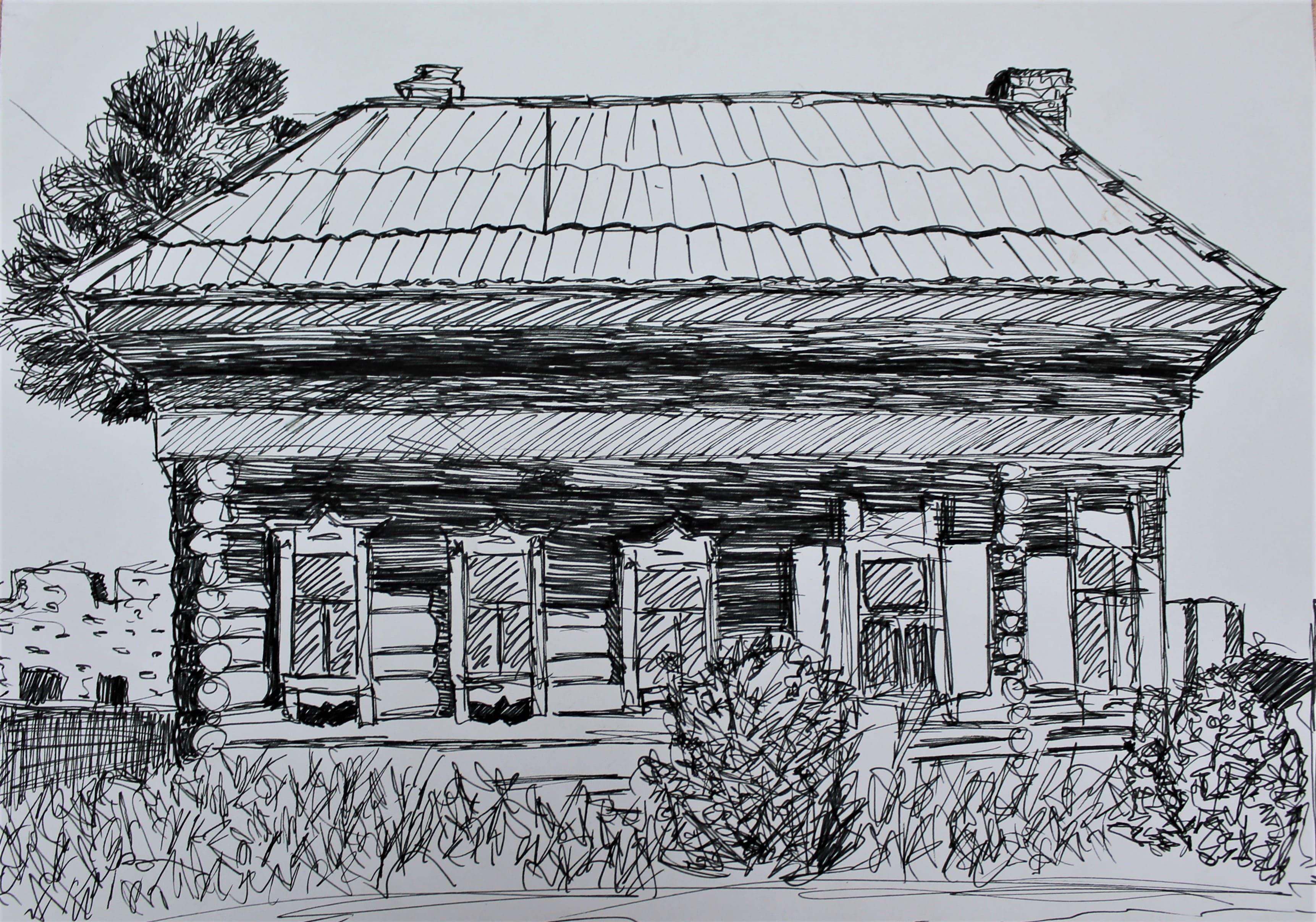 Федоров Павел 14 лет Старый дом на Больш