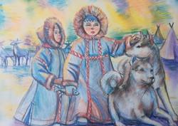 Сыромятникова Снежана, 13 лет