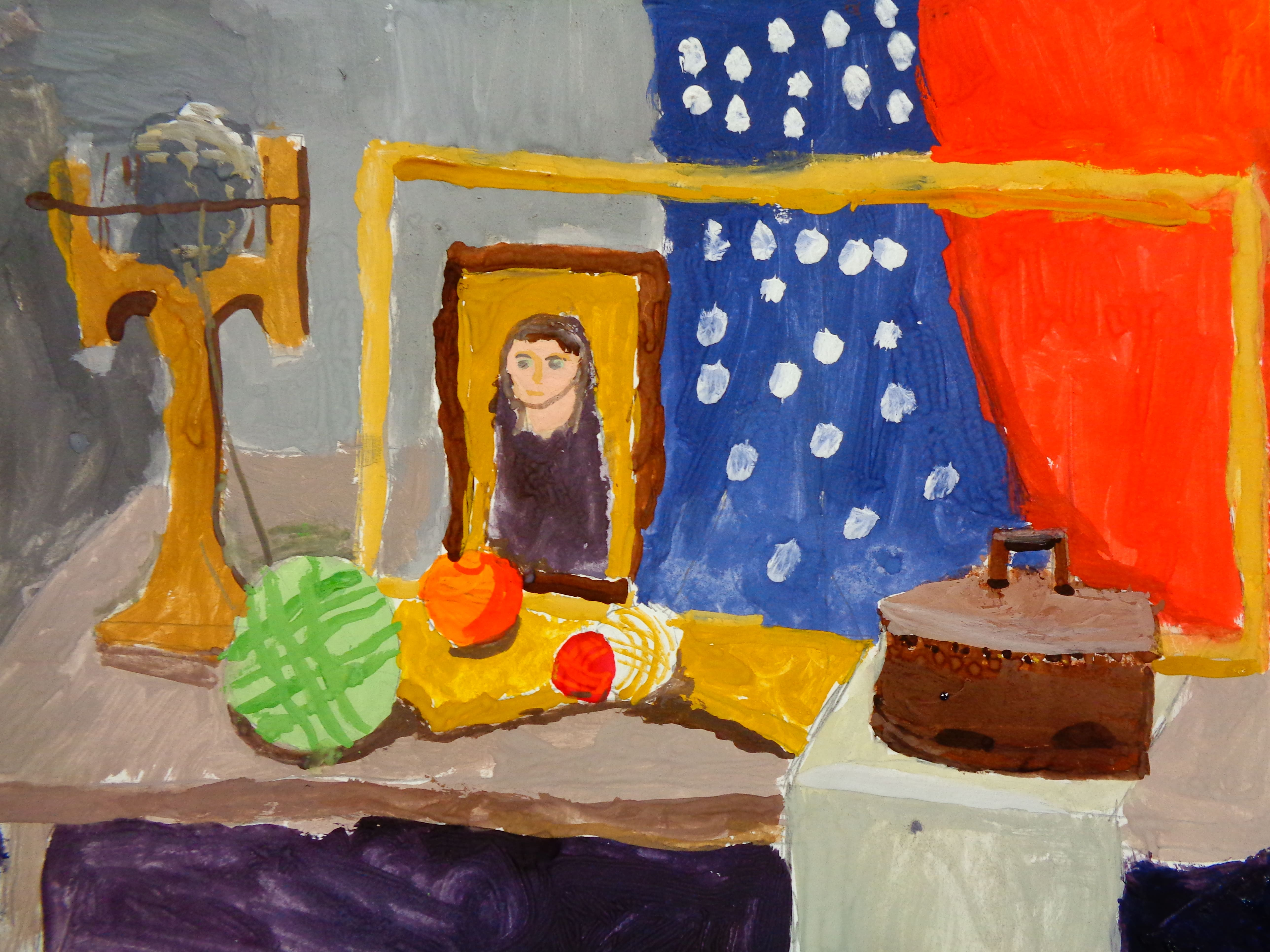 Волгина Екатерина, 9 лет