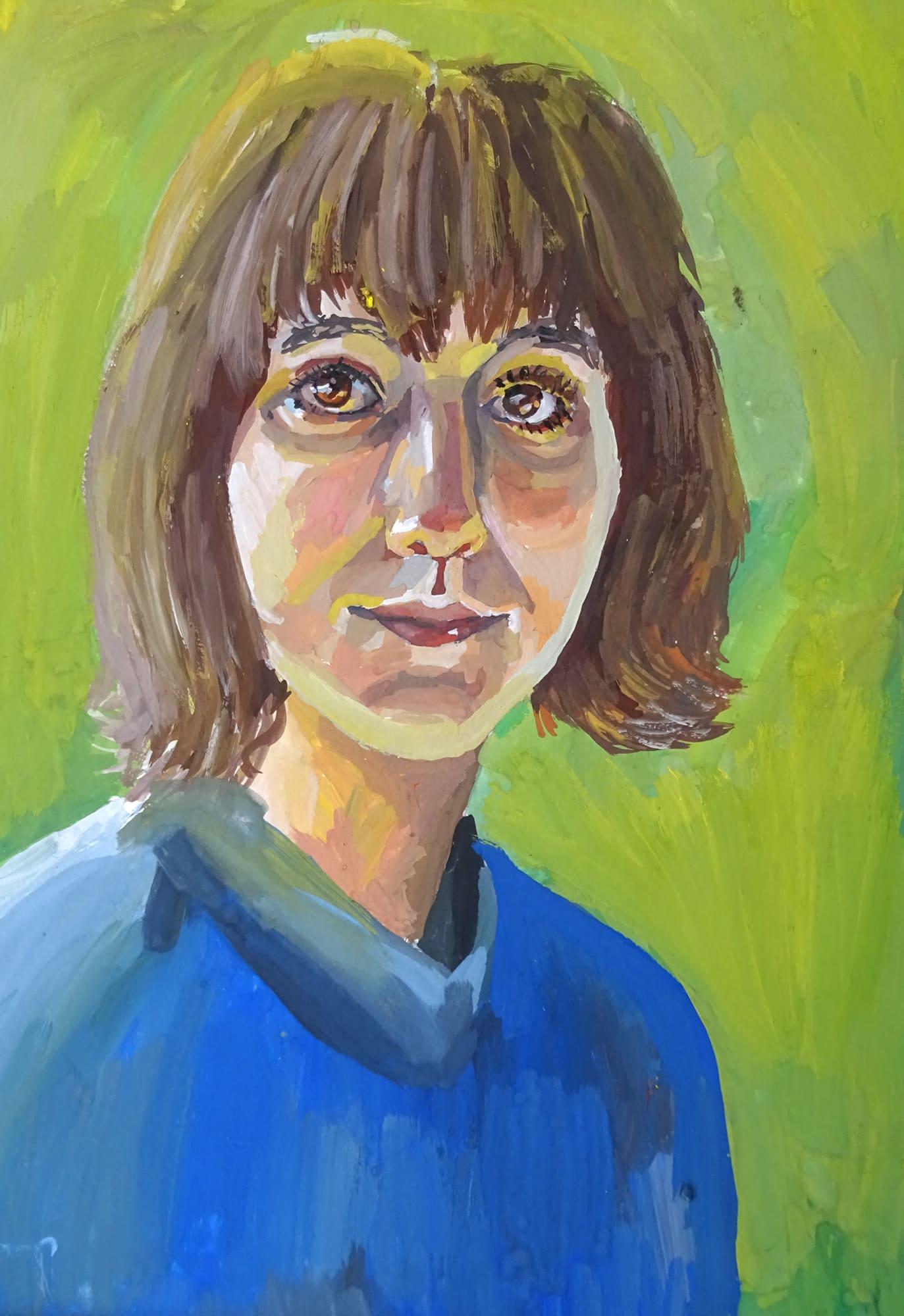 Антипина Дарья, 16 лет