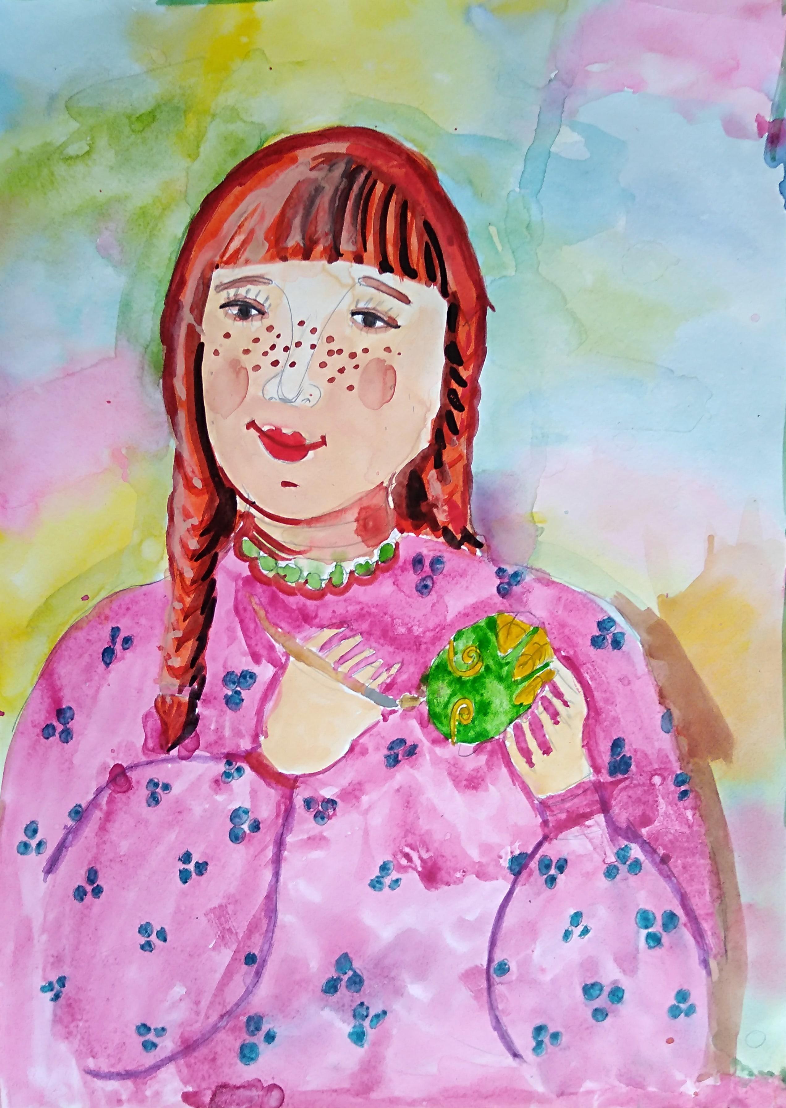 Тремасова Мария, 10 лет