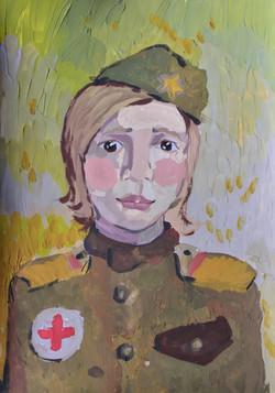 Селезнева София, 7 лет