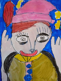 Сырчина Алиса, 5 лет