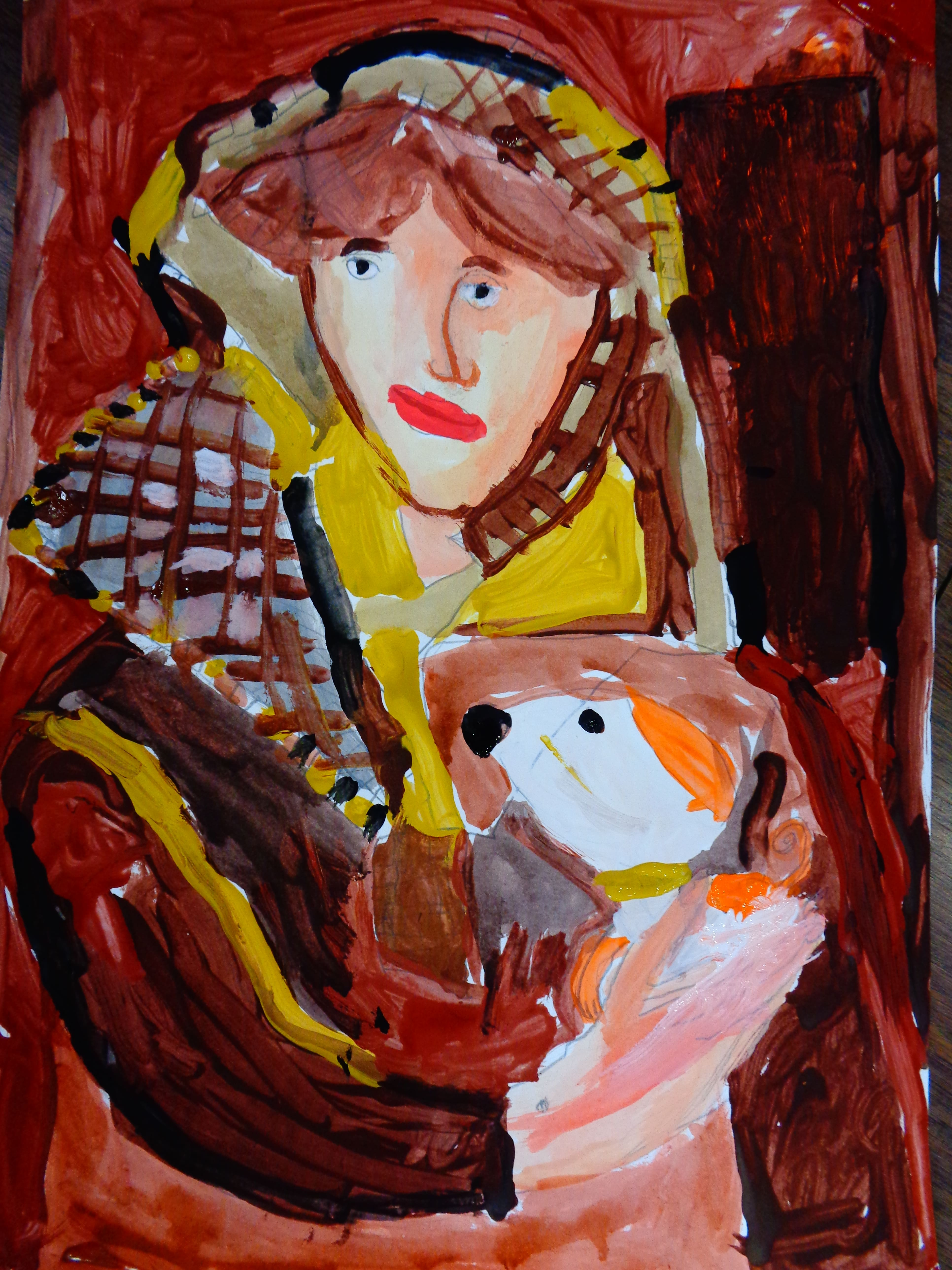 Косякова Елизавета, 7 лет
